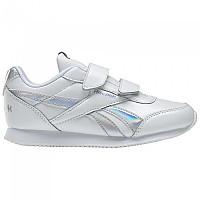 [해외]리복 Royal CL Jogger 2 Velcro White / Iridescent