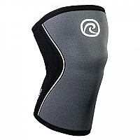 [해외]리밴드 RX Knee Sleeve 5mm Steel Grey