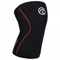 [해외]리밴드 RX Knee Sleeve 7 mm Black / Red