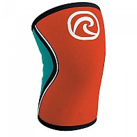 [해외]리밴드 RX Knee Sleeve 5 mm Orange / Teal