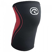 [해외]리밴드 RX Knee Sleeve 3 mm Black / Red