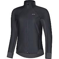 [해외]GORE? Wear R3 Partial Windstopper Black / Terra Grey