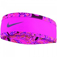 [해외]나이키 ACCESSORIES Run Headband Glove Set Black / Pink / Silver
