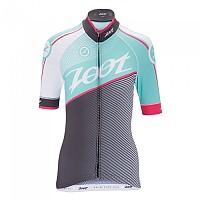 [해외]ZOOT Cycle Team Jersey Aquamarine / Passion Fruit