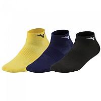 [해외]미즈노 Training Mid 3 Pair Yellow / Aura / Black
