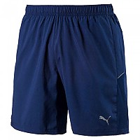 [해외]푸마 Core Run 7 Inches Short Pants Blue Depths