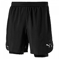 [해외]푸마 Pace 2 In 1 Shorts Puma Black