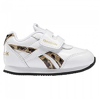 [해외]리복 Royal Jogger 2 Infant White / Gold