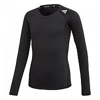 [해외]아디다스 Alphaskin Sport Climawarm Black / White