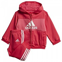 [해외]아디다스 Logo Jogger Infant Active Pink / Real Pink / White / White