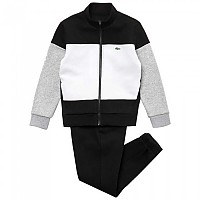 [해외]라코스테 Sport Colorblock Black / White / Grey