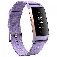 [해외]핏빗 Charge 3 NFC SE Lavender Woven