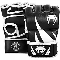 [해외]베넘 Challenger MMA Gloves - Without Thumb Black/White