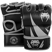 [해외]베넘 Challenger MMA Gloves - Without Thumb Black/Grey