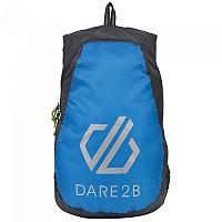 [해외]Dare2B Silicone III Rucksack 13L Ebony / Atlantic Blue