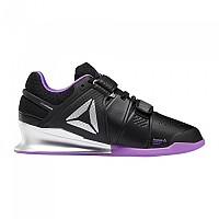 [해외]리복 Legacy Lifter Black / Grape Punch / White