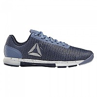 [해외]리복 CROSSFIT Speed TR Flexweave Heritage Navy / Washed Indigo / White