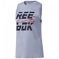 [해외]리복 Workout Ready Meet Yout There Muscle Denim Dust