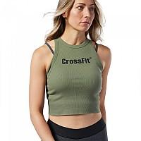 [해외]리복 CROSSFIT Authentic Crop Canopy Green