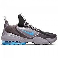 [해외]나이키 Air Max Alpha Savage Black / Lt Current Blue / Thunder Grey