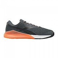 [해외]리복 CROSSFIT Nano 9 Black / Cold Grey / Fiery Orange