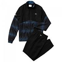 [해외]라코스테 Sport Tennis Stripes Blur Black / Blue / White