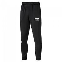 [해외]푸마 Rebel Sweat TR Pants Cotton Black