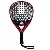 [해외]아디다스 PADEL Adipower Soft 1.9 Red / Black