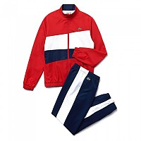 [해외]라코스테 Sport Colorblock Red / White / Navy Blue