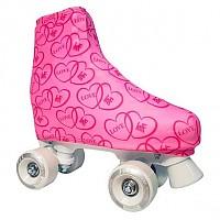 [해외]KRF Love Skate Cover Pink