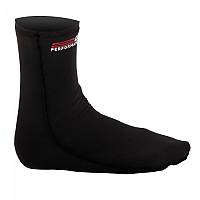 [해외]GUL Stretch Drysuit Socks Junior Black / Red
