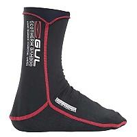 [해외]GUL Ecotherm Bamboo Thermal Socks Black / Red