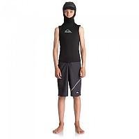 [해외]퀵실버 2.0 Syncro Boy PP Vest Flt Black
