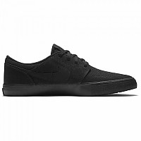 [해외]나이키 SB Portmore II Solarsoft Canvas Black