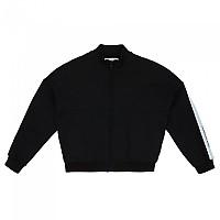 [해외]캘빈클라인 JEANS Milan Knit With Side Stripes Black