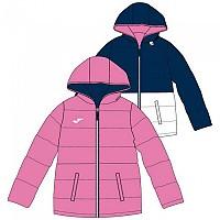 [해외]조마 Anorak Reversible Back To School Fluor Pink / Navy