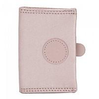 [해외]키플링 Card Keeper Metallic Rose