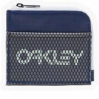 [해외]오클리 APPAREL 90`S Zip Small Wallet Dark Blue