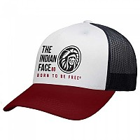 [해외]THE INDIAN FACE Free Soul White Red / Black
