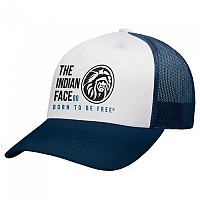 [해외]THE INDIAN FACE Free Soul White / Blue