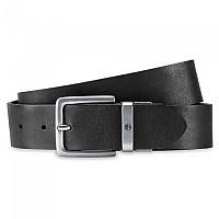[해외]팀버랜드 New Reversible Belt Black / Cocoa
