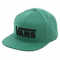 [해외]반스 Drop V II Snapback Oil Blue