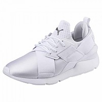 [해외]푸마 SELECT Muse Satin En Pointe Puma White