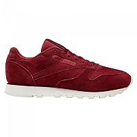 [해외]리복 CLASSICS Leather Maroon / Chalk