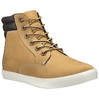 [해외]팀버랜드 Dausette Sneaker Boot Wide Wheat Nubuck