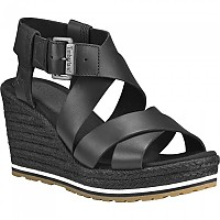 [해외]팀버랜드 Nice Coast Ankle Strap Wide Jet Black