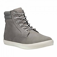 [해외]팀버랜드 Dausette Sneaker Boot Wide Nmedium Grey Nubuck