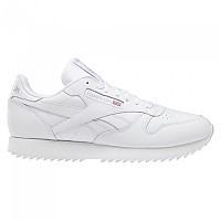 [해외]리복 CLASSICS Leather Ripple MU White / Steel