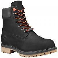 [해외]팀버랜드 6 Inch Premium Boot Black Waterbuck