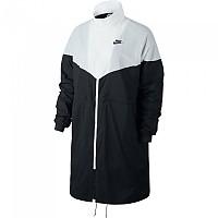 [해외]나이키 Sportswear Winrdunner Trench Black / White / Black